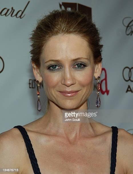 Kelly Rowan during Audi of America Red Carpet Coverage at 14th Annual Elton John AIDS Foundation Oscar Viewing Party at Pacific Design Center in West...
