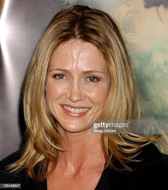 Kelly Rowan during Constantine Los Angeles Premiere Arrivals at Grauman's Chinese Theatre in Hollywood California United States