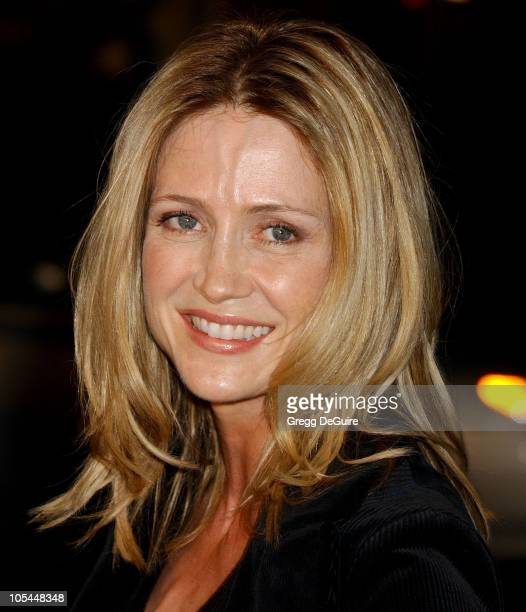 """Kelly Rowan during """"Constantine"""" Los Angeles Premiere - Arrivals at Grauman's Chinese Theatre in Hollywood, California, United States."""