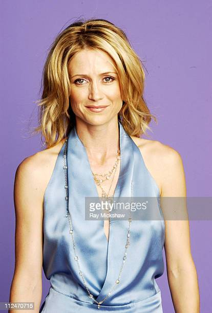 Kelly Rowan during Fox Portrait Studio at the 2004 Teen Choice Awards at Universal Ampitheatre in Universal City California United States