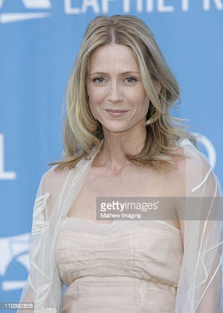 Kelly Rowan during Hollywood Bowl Gala 2005 Sixth Annual Hall of Fame Concert at Hollywood Bowl in Los Angeles California United States
