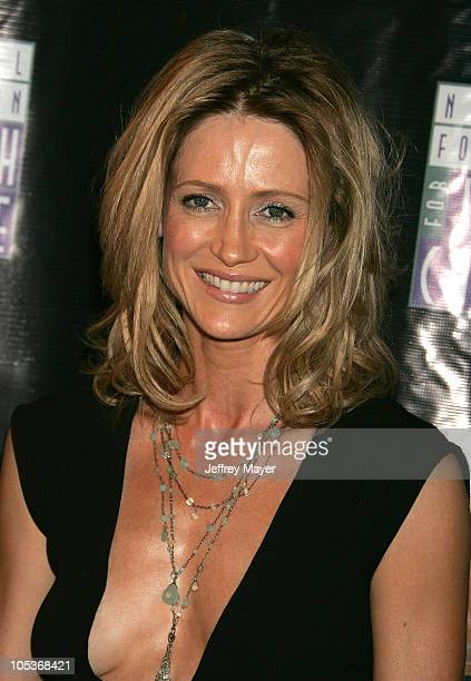 Kelly Rowan during The 4th Annual Jewish Image Awards at Beverly Hilton Hotel in Beverly Hills California United States