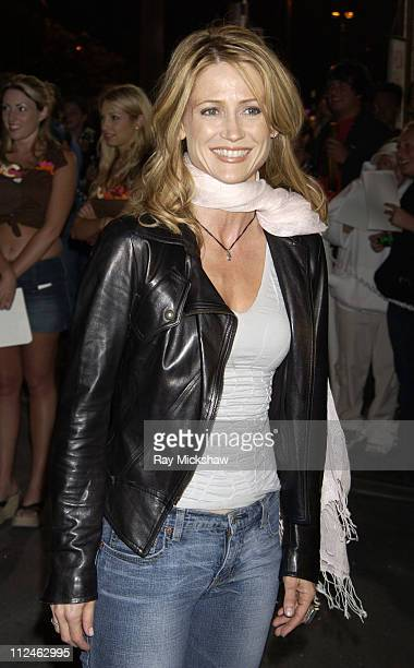 Kelly Rowan during The Cast of The OC Meet Fans at the Hermosa Beach Peir at Hermosa Beach Pier / Sharkeez Bar in Hermosa Beach Ca United States