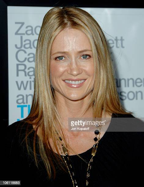 Kelly Rowan during The Last Kiss Los Angeles Premiere Arrivals at Directors Guild of America in Los Angeles California United States