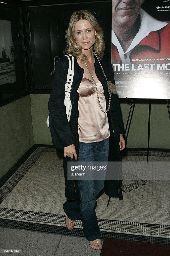 """The Last Mogul"" Los Angeles Premiere : News Photo"