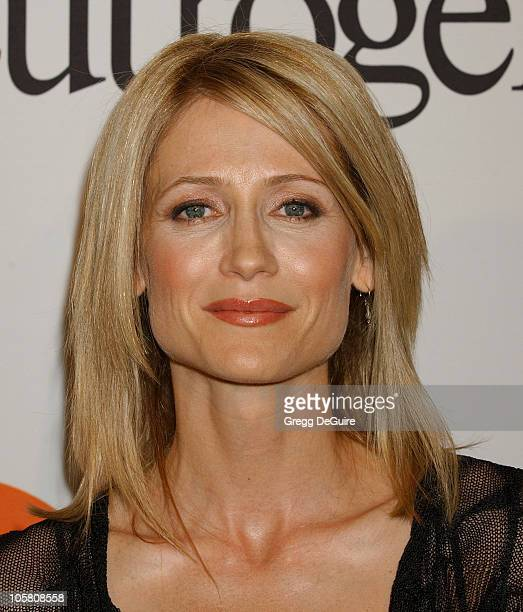 Kelly Rowan during The OC Season Finale Party Arrivals at Falcon in Hollywood California United States