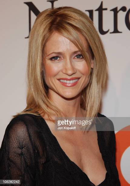 Kelly Rowan during The OC Season Finale Party at Falcon in Hollywood California United States