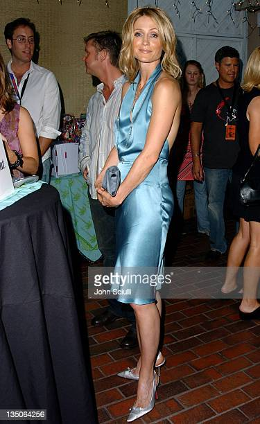 Kelly Rowan in Backstage Creations Talent Retreat during 2004 Teen Choice Awards Backstage Creations Talent Retreat Day Two at Universal Amphitheatre...
