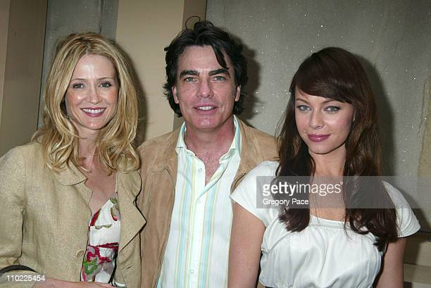 Kelly Rowan Peter Gallagher and Melinda Clarke *Exclusive*
