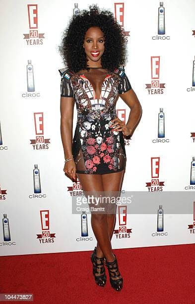 Kelly Rowland arrives at E! Entertainment's 20th Birthday Celebration at The London Hotel on May 24, 2010 in West Hollywood, California.