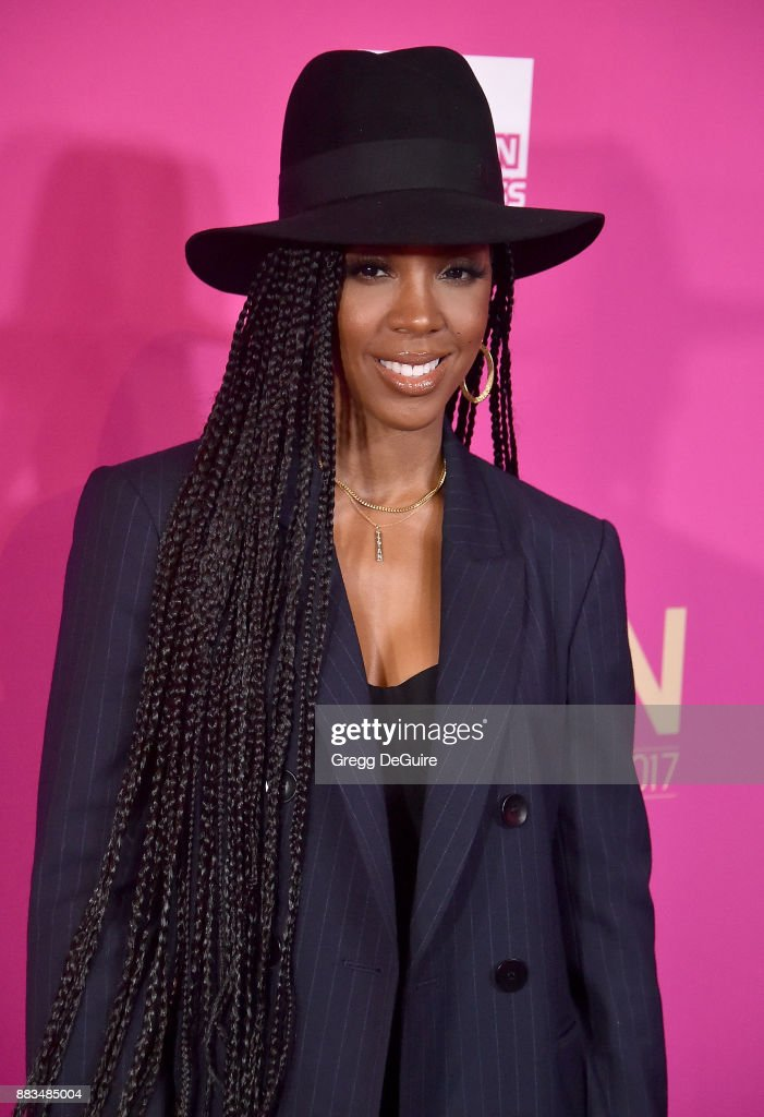 Kelly Rowland arrives at the Billboard Women In Music 2017 at The Ray Dolby Ballroom at Hollywood & Highland Center on November 30, 2017 in Hollywood, California.