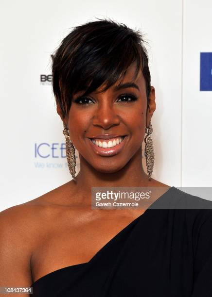 Kelly Rowland arrives at the MTV Staying Alive Fundraising and farewell event to celebrate the achievements of Bill Roedy Chairman and Chief...