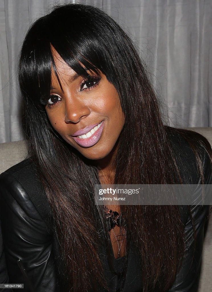 Kelly Rowland attends Compound Entertainment And Malibu Red GRAMMY Midnight Brunch 2013 at Bagatelle/STK on February 9, 2013 in West Hollywood, California.