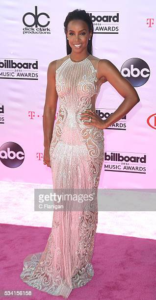 Kelly Rowland attends the 2016 Billboard Music Awards at TMobile Arena on May 22 2016 in Las Vegas Nevada