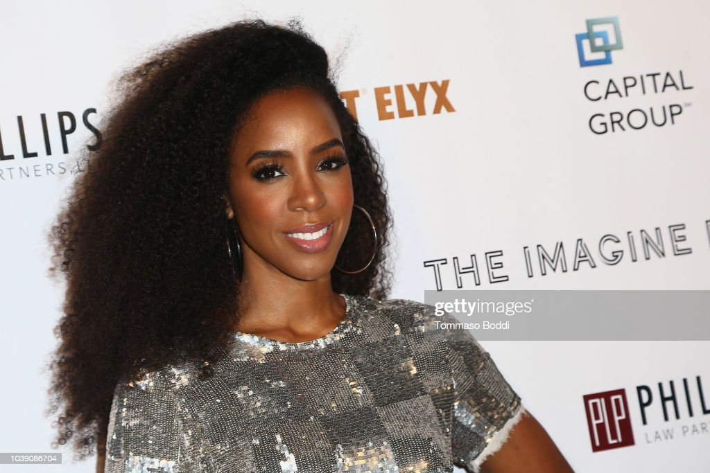 5th Annual Imagine Ball Honoring Serena Williams Benefiting Imagine LA Presented By John Terzian & Val Vogt : News Photo