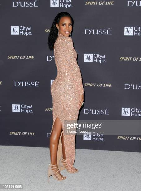 Kelly Rowland attends the City of Hope Gala on October 11 2018 in Los Angeles California