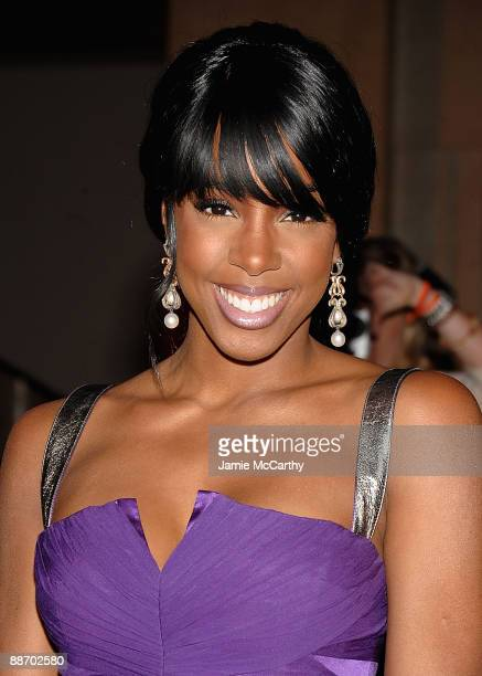 Kelly Rowland attends the finale of Bravo's The Fashion Show at Cipriani Wall Street on June 26 2009 in New York City