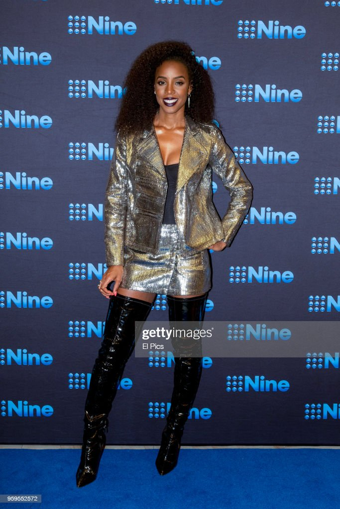 Nine - All Stars Event - Arrivals : News Photo