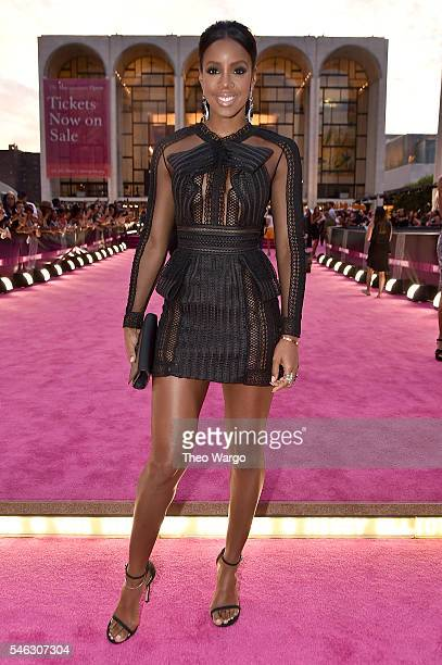 Kelly Rowland attends the VH1 Hip Hop Honors All Hail The Queens at David Geffen Hall on July 11 2016 in New York City