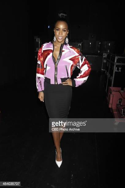 Kelly Rowland backstage during the THE GRAMMY NOMINATIONS CONCERT LIVE COUNTDOWN TO MUSIC'S BIGGEST NIGHT® broadcast Friday Dec 6 on the CBS...
