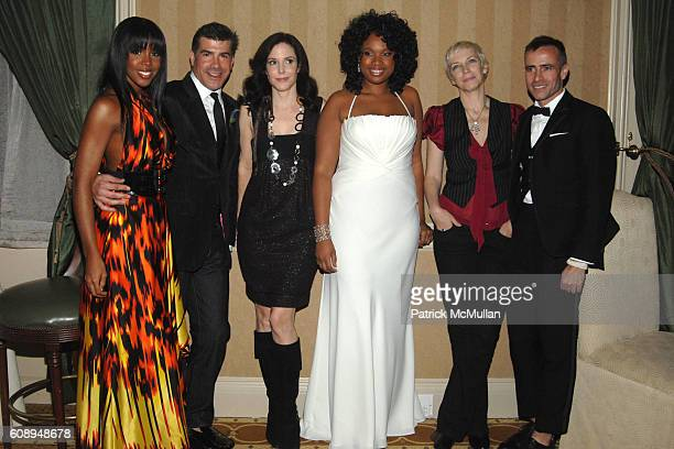 Kelly Rowland Bryan Batt MaryLouise Parker Jennifer Hudson Annie Lennox and Thom Browne attend OUT MAGAZINE Honors 100 Most Influential People in Gay...