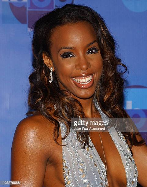 Kelly Rowland during Motown 45 Anniversary Celebration Pressroom at Shrine Auditorium in Los Angeles California United States
