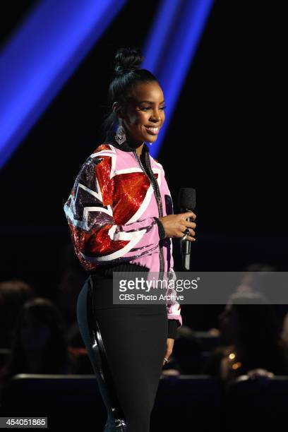 Kelly Rowland during the THE GRAMMY NOMINATIONS CONCERT LIVE Ñ COUNTDOWN TO MUSIC'S BIGGEST NIGHT¨ broadcast Friday Dec 6 on the CBS Television...