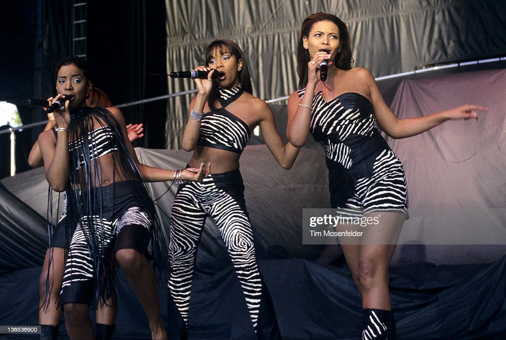 Destinys Child In Concert - Mountain View CA : News Photo