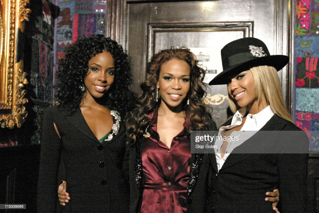 Destiny's Child Pepsi Performance - Backstage - September 11, 2004