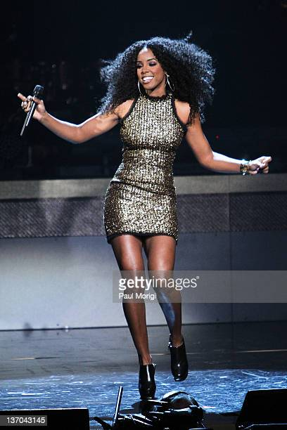 Kelly Rowland performs at BET Honors 2012 at the Warner Theatre on January 14 2012 in Washington DC