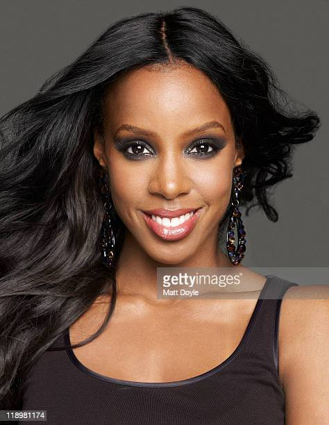 Kelly Rowland photographed for OK Magazine on September 13 2009 in New York City