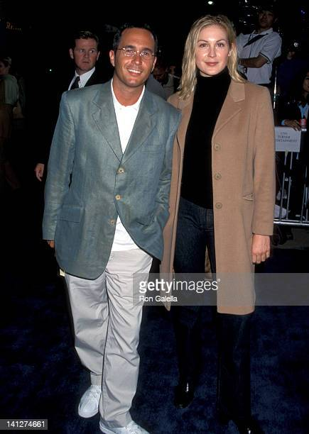 Kelly Rutherford and guest at the Premiere of 'Blue Streak' Mann Village Theatre Westwood