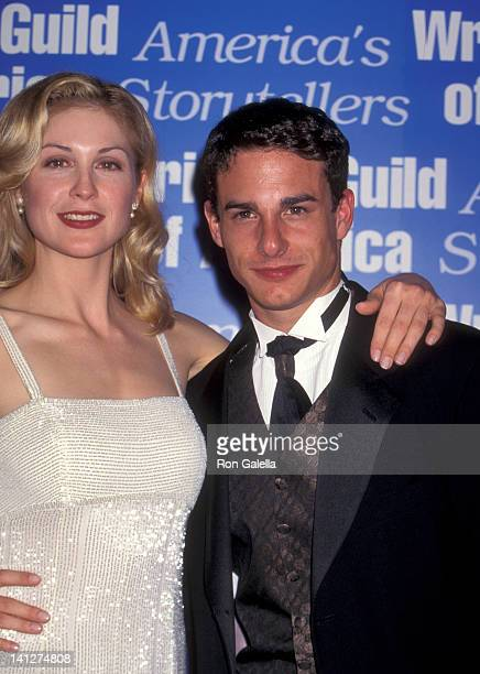 Kelly Rutherford and Michael Cade at the 49th Annual Writers Guild of America Awards Beverly Hilton Hotel Beverly Hills