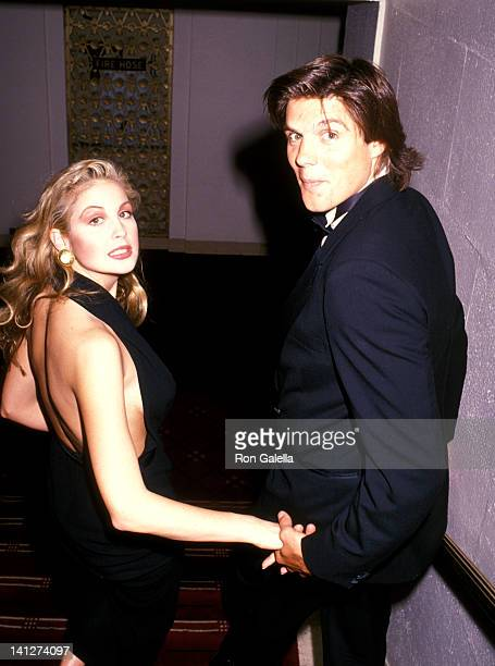 Kelly Rutherford and Paul Johansson at the 16th Annual Daytime Emmy Awards WaldorfAstoria Hotel New York City