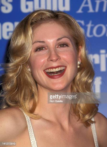 Kelly Rutherford at the 49th Annual Writers Guild of America Awards Beverly Hilton Hotel Beverly Hills