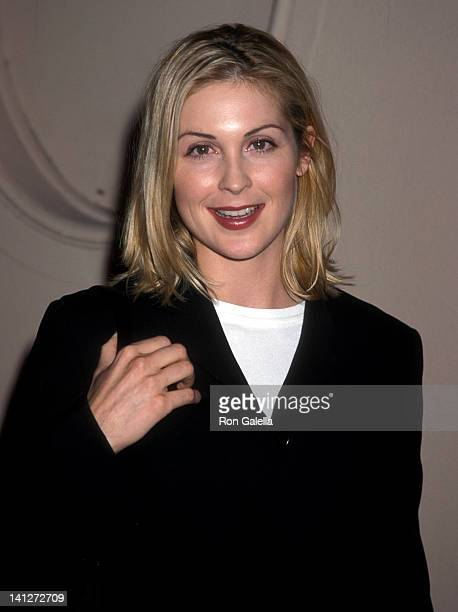 Kelly Rutherford at the FOX Television Winter TCA Press Tour, Perino's Restaurant, Los Angeles.