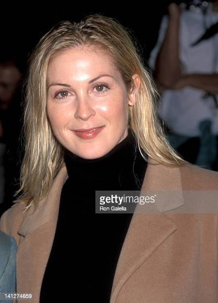 Kelly Rutherford at the Premiere of 'Blue Streak', Mann Village Theatre, Westwood.