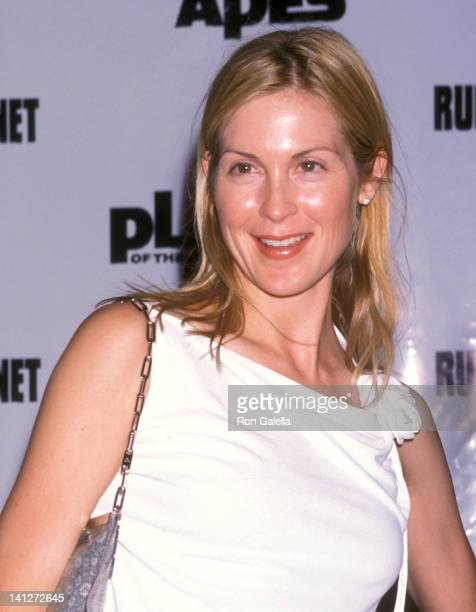 Kelly Rutherford at the Premiere of 'Planet of the Apes', Ziegfeld Theater, New York City.