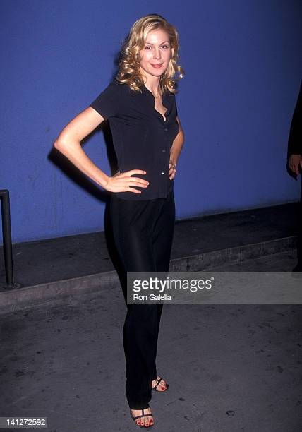 Kelly Rutherford at the Traffic Studio Clothing Store Benefit for the Los Angeles Mission Beverly Center Shopping Mall Los Angeles