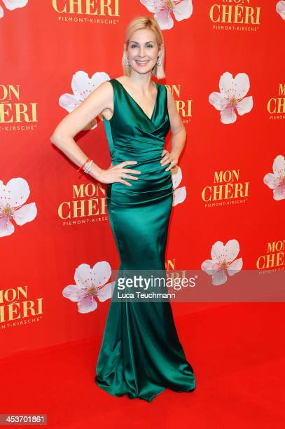 Kelly Rutherford attend the Barbara Tag 2013 at Postpalast on December 4 2013 in Munich Germany