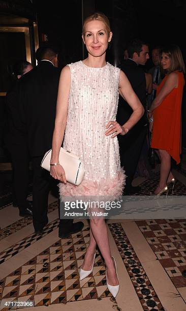 Kelly Rutherford attends City Harvest's 21st Annual Gala An Evening Of Practical Magic at Cipriani 42nd Street on April 30 2015 in New York City