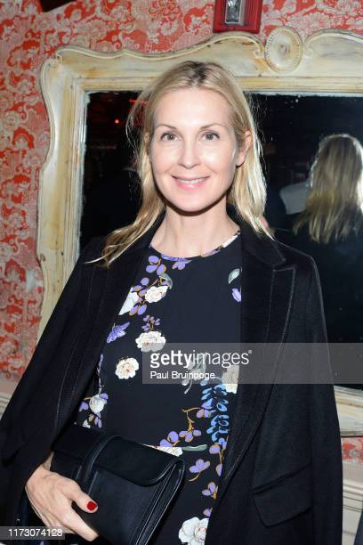 """Kelly Rutherford attends Netflix Hosts The After Party For The Premiere Of """"The King"""" at The Box on October 1, 2019 in New York City."""
