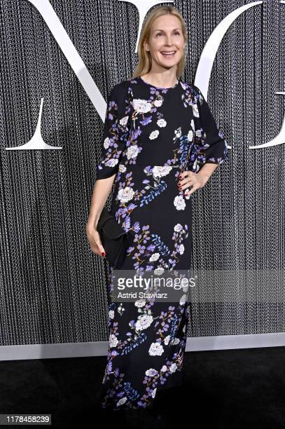 """Kelly Rutherford attends """"The King"""" New York Premiere at SVA Theater on October 01, 2019 in New York City."""