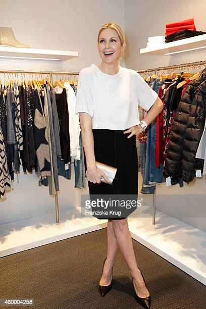 Kelly Rutherford attends the Marc Cain Store 20 Year Anniversary on December 5 2014 in Nuremberg Germany