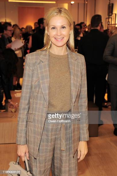 Kelly Rutherford attends the Patrick McMullan x Lafayette 148 New York Madison Avenue opening event at the Lafayette 148 New York Madison Avenue...