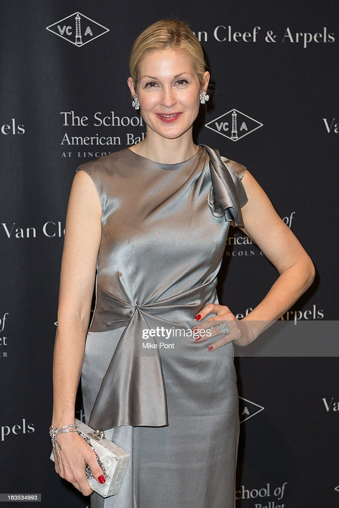 Kelly Rutherford attends the School of American Ballet 2013 Winter Ball at David H. Koch Theater, Lincoln Center on March 11, 2013 in New York City.