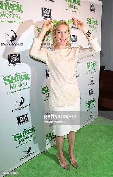 Kelly Rutherford attends the 'Shrek The Musical' BlueRay and DVD release party at The Hudson Bond on October 15 2013 in New York City