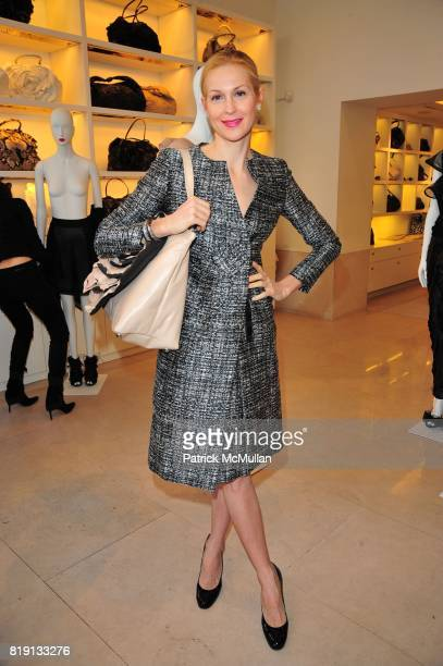 Kelly Rutherford attends VALENTINO Spring/ Summer 2010 Collection Private Luncheon and Presentation hosted by Samantha Boardman Rosen Shala Monroque...