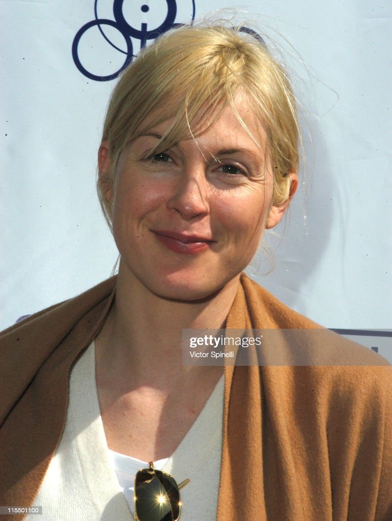 Kelly Rutherford during 3rd Annual 'Step-up for Yoga & Health' Charity Festival at Bergamont Station in Santa Monica, California, United States.