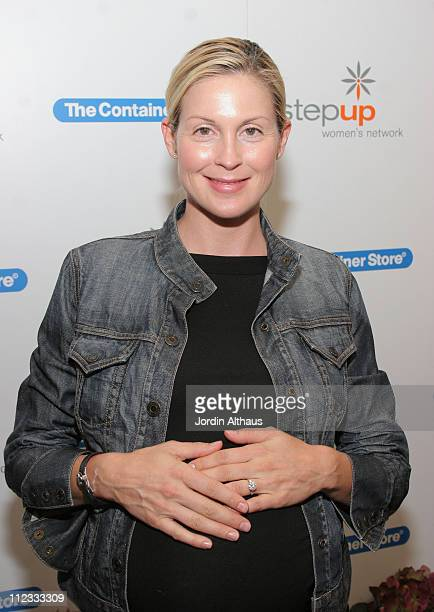 Kelly Rutherford during Container Store Private Preview Party October 12 2006 at The Container Store in Century City California United States